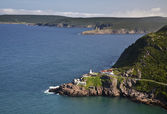Fort Amherst, St. John's, Newfoundland — Stock Photo
