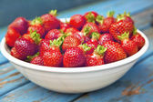 Farm Fresh Strawberries — Stock Photo