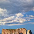 Perce Rock — Stock Photo #9875580