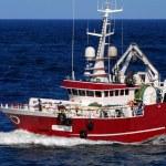 Trawler 1A — Stock Photo