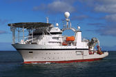 Offshore Diving Ship B — Stock Photo
