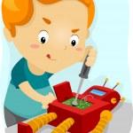 Toy Repair — Stock Photo #10118109
