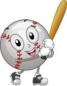 Baseball Mascot — Stock Photo