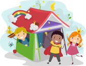 Children's Book — Stock Photo
