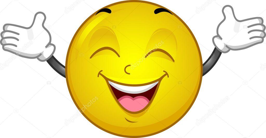 Depositphotos Stock Photo Happy Smiley Illustration