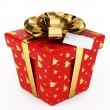 Stock Photo: Christmas Gift