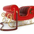 Christmas Sleigh — Stock Photo #8137364