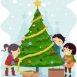 Christmas Tree — Stock Photo #8137534