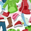 Christmas Clothes - Foto Stock