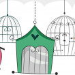 Bird Cage — Stock Photo #8943174