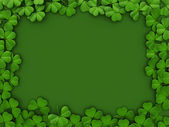 St. Patrick's Day Background — Stock Photo