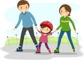 Family Day — Stock Photo