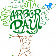 Stock Photo: Arbor Day