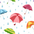 Umbrellas — Stock Photo #9548579
