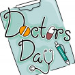 Doctor's Day - Stock Photo