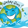 World Water Day — Stock Photo