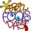 April Fools' Day - Foto de Stock