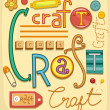 Arts and Crafts — Stok fotoğraf