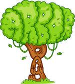 Dia da árvore — Foto Stock