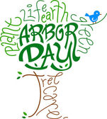 Arbor Day — Stock Photo
