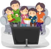 Family Show — Stock Photo