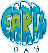 Earth Day — Foto Stock