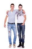 Dos amigos — Foto de Stock