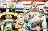 Hinduiska gudar — Stockfoto