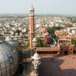 Delhi Jama Masjid — Stock Photo