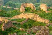 Delhi ruins — Stock Photo