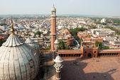 Jama masjid de delhi — Foto de Stock