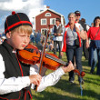 Music in Sweden — Stock Photo #8092853
