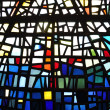 Glass stained window — Stock Photo #8476042