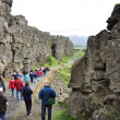 Tingvellir National park — Stock Photo