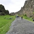 Tingvellir National park - Stock Photo