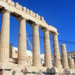 The Parthenon on Acropolis - Stock Photo