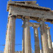 The Parthenon on Acropolis — Stock Photo #10236683