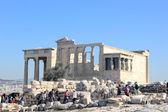 Atenas, la acrópolis, visite greecetourists — Foto de Stock