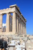 The Parthenon on Acropolis — Stock Photo