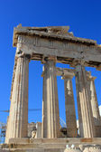 The Parthenon on Acropolis — Stock Photo