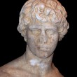Ancient Greek statue — Stock Photo #8219705