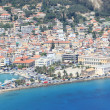Overview on Zakynthos island - Stock fotografie