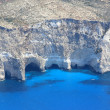 Overview on Zakynthos island — Stockfoto