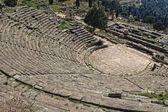 Oracle delphic, Greece — Stock Photo