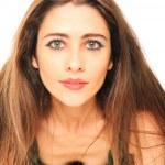 Beautiful casual girl portrait — Stock Photo
