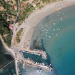 Aerial view on Zakynthos island — Stock Photo