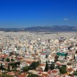 Athens view from Acropolis — Stock Photo #8464606
