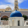 Royalty-Free Stock Photo: Santorini church Greece