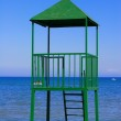 Life Guard Stand — Stock Photo #8465057
