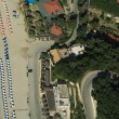 Valtos beach Shot from Helicopter — Stock Photo #8465138